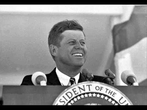 JFK'S SPEECH IN LOS BANOS, CALIFORNIA (AUGUST 18, 1962)