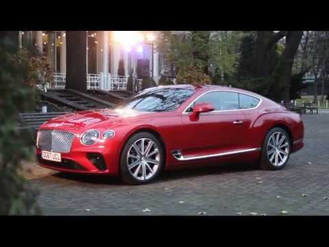 2018 Bentley Continental Gt W12 Purrrs Like A Kitty Start Up And Idle Sound