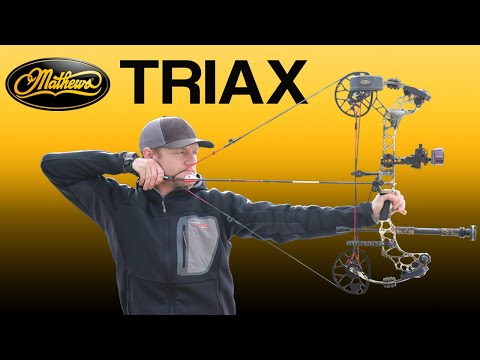 2018 Triax - NEW Mathews Hunting Bow, A Full Review