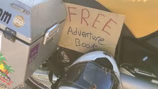 "Gambar cover GOING ALONE- The Atomic Solitude - ""Free adventure book!"" - 04-19-19"