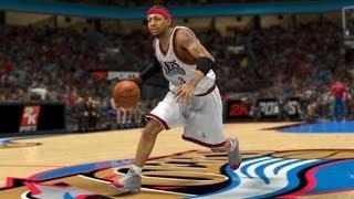 Gamekings: NBA 2K13 Wii U Review