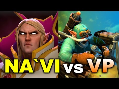 NAVI vs Virtus.Pro - Kiev Major CIS Qualifier DOTA 2