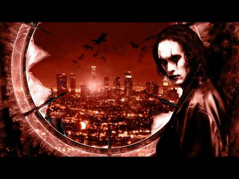 The Crow (1994) Music From The Original Motion Picture - Ful