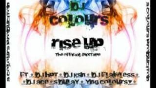 dj colours the rise up akh da nishana teaser mix