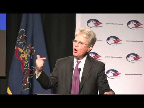 Convention of States: Sen. Tom Coburn at the Pennsylvania Leadership Conference 2018