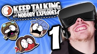 Keep Talking and Nobody Explodes: No Time to Poo! - PART 1 - Steam Train