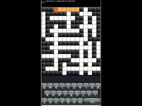 Live Crossword Tournaments
