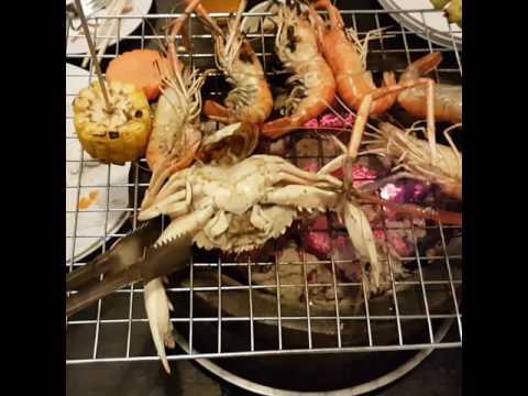 8/8 Seafood Buffet 399 Baht BANGKOK