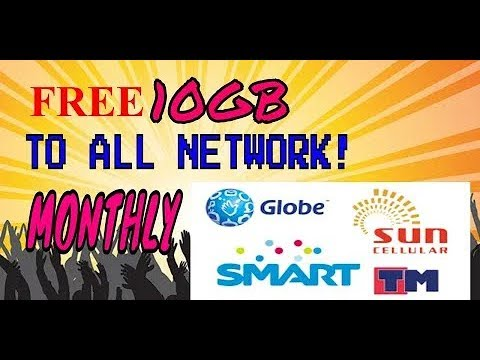 Free 10GB To All Network    Free Data To Al Network 2019