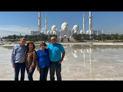 Dubai Day 6 – Abu Dhabi & The Zayed Grand Mosque