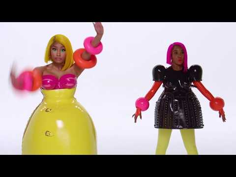 Nicki Minaj - Barbie Tingz (official Trailer)