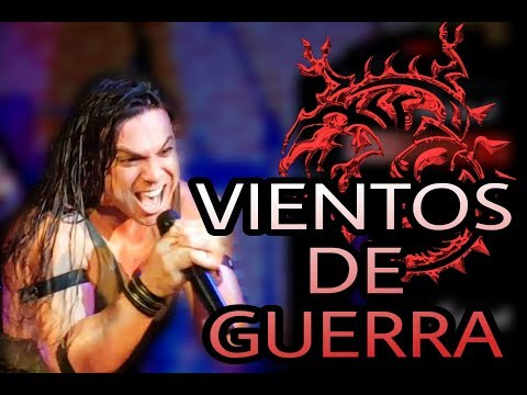 Saratoga - Vientos De Guerra (LIVE)