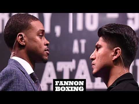ERROL SPENCE TEAM WARNS GARCIA'S TO THROW IN TOWEL? |  SAVE MIKEY FROM HIMSELF