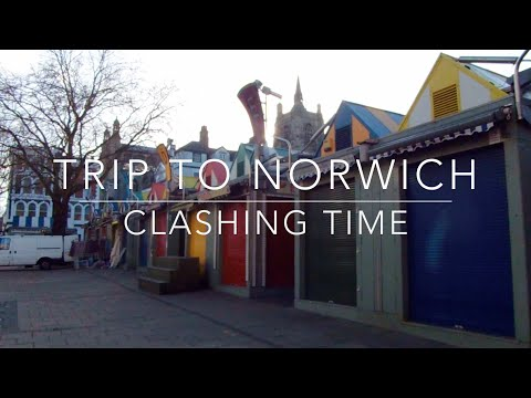 Trip to Norwich  |  Clashing Time