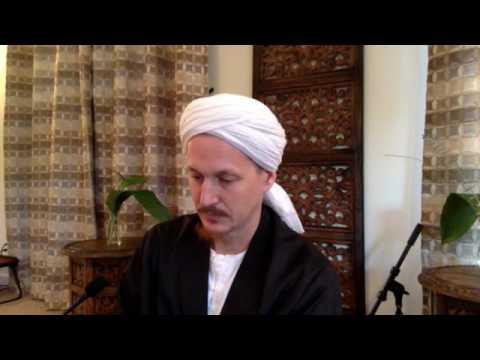 The Beginning Of Guidance By Imam Al-Ghazali Part 1 Of 19 | Shaykh Yahya Rhodus
