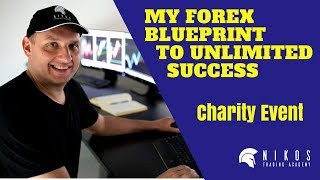 I reveal how to trade Forex successfully & smart - Live Charity Event