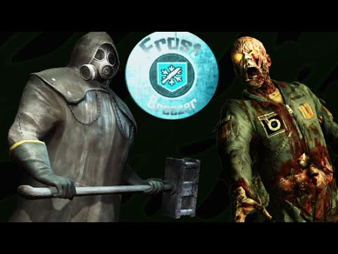 "Best Zombies Map 2016! (So Far) ""Call of Duty Zombies"" PROJECT CONTAMINATION Easter Egg Walkthrough"