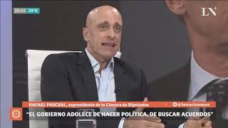 Carlos Pagni entrevista a Rafael Pascual - Odisea Argentina