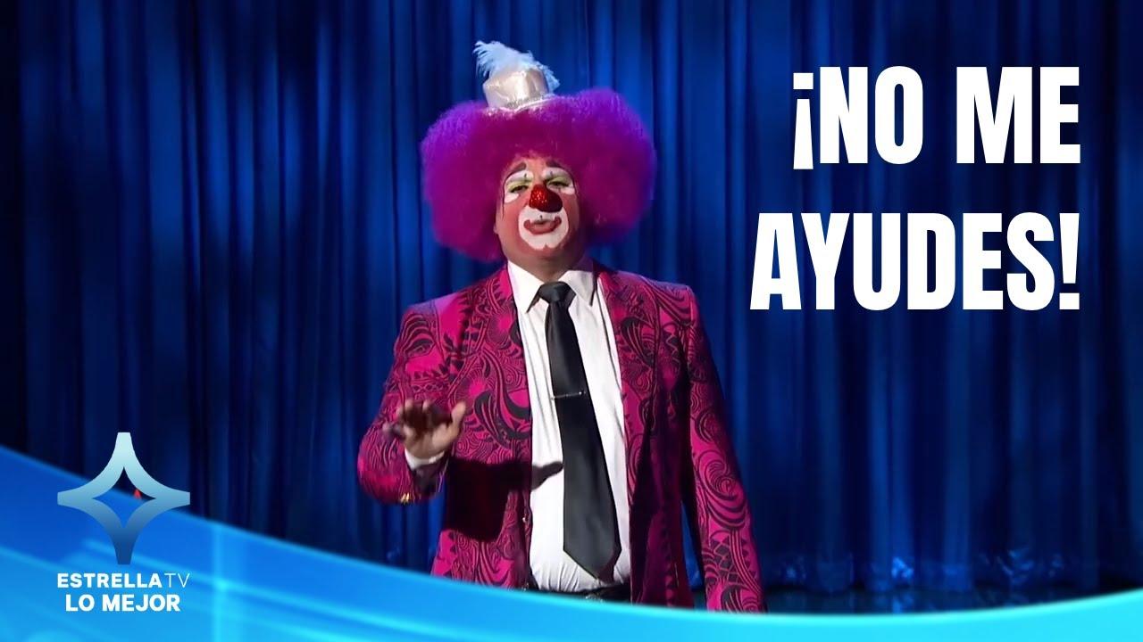 Mejor NI ME AYUDES [ Monologo ] | Lo Mejor EstrellaTV