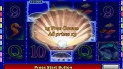 Dolphin's Pearl Deluxe - CASINO SLOT MACHINE - M€GA WIN Bonus game