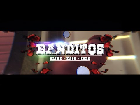 DRINK x KAPO x EMPORIO ZORANI - BANDITOS [Official 4K Video] prod. by Vichev x Papi