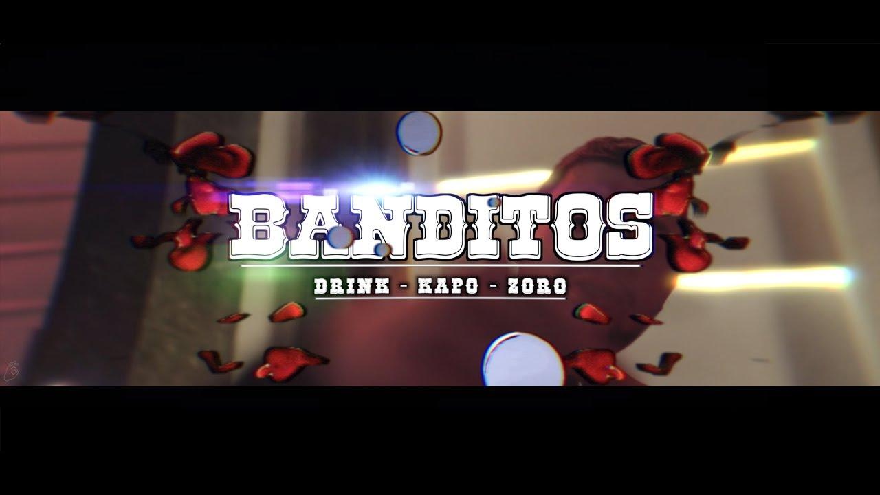 Download DRINK x KAPO x EMPORIO ZORANI - BANDITOS [Official 4K Video] prod. by Vichev x Papi