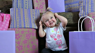 🎈PARKER'S 2ND BIRTHDAY! | PRESENT OPENING!🎁