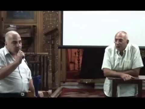 لقاء الخدام المهاجرين و المغتربين بكنيسة مارجرجس المطرية