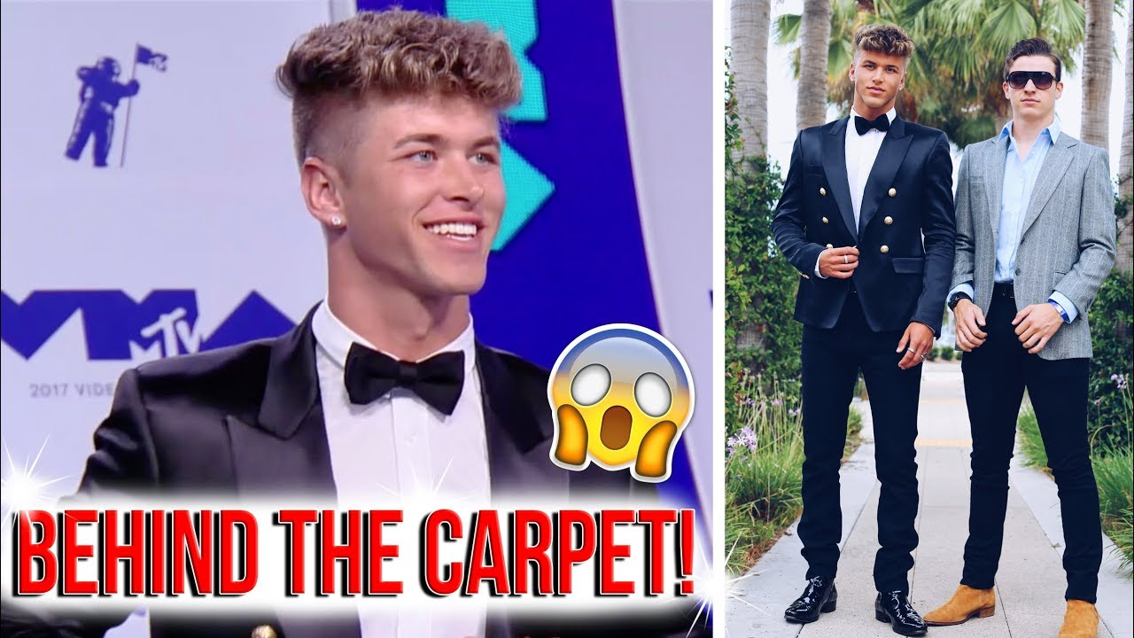 TAKING MY HIGH SCHOOL BESTFRIEND ON THE VMA RED CARPET! **AMAZING**