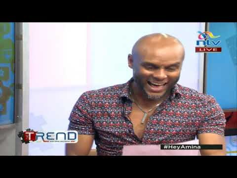 #theTrend: Kenny Lattimore on his new music, dating and his love for Africa