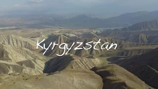 《EP.12: 吉爾吉斯坦 KYRGYZSTAN》BikingtoEurope! - Dankc
