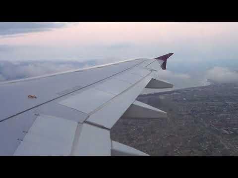 23 10 17 Airbus A 320 232 4183 A7 AHC Baku Tbilisi Qatar Airways