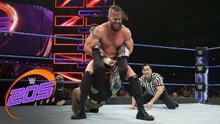 Cedric Alexander vs. Mike Kanellis: WWE 205 Live, Feb. 19, 2019