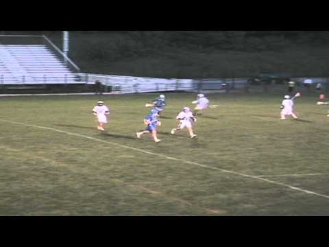 Michael Begley 34 Lacrosse Highlight Reel Sherwood High School