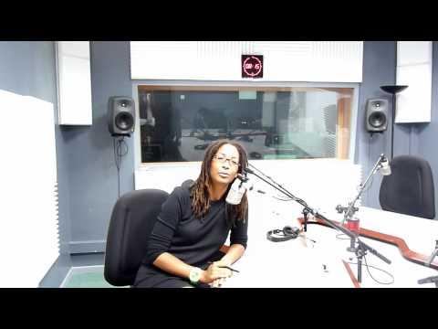 Alexandra en radio sur Martinique 1ère