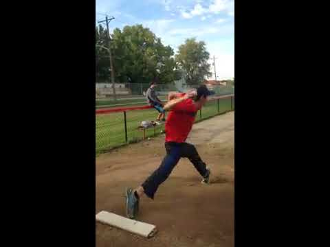 Garrett Gagnon Sidearm Pitching Bullpen - Season