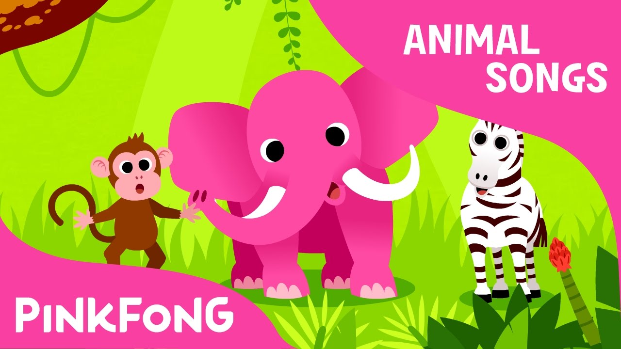 Animals, Animals | Animal Songs | PINKFONG Songs For Children   YouTube