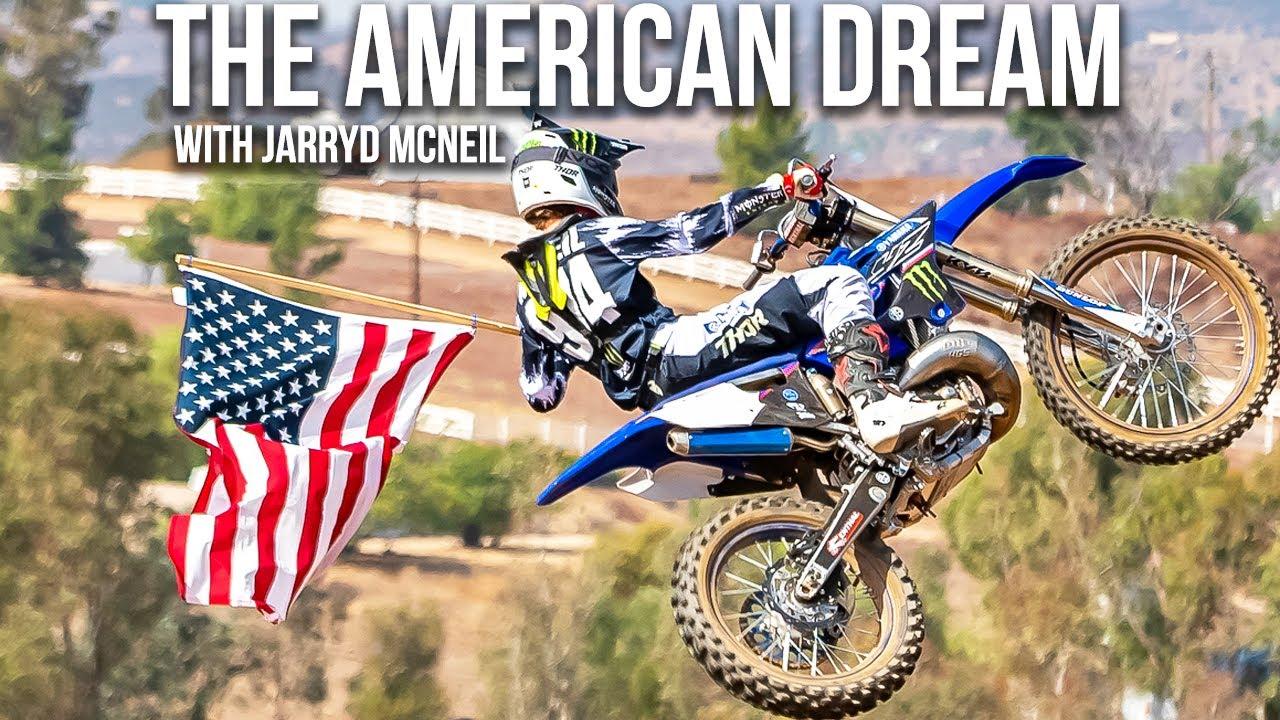 Jarryd McNeil's American Dream
