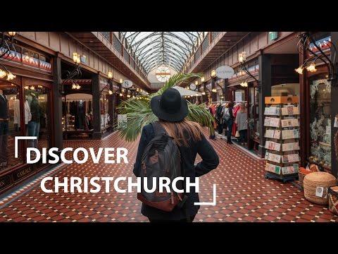 Discover Christchurch