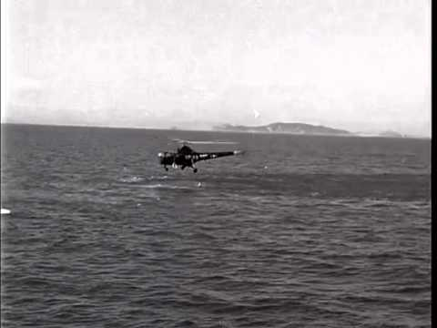 Sikorsky HO3S-1 Rescue, 1951