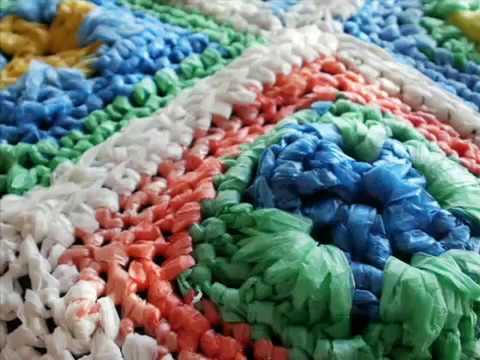 Чудеса из пластиковых пакетов