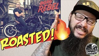 🔥Motorcycle Hipster ROAST by Shadetree Surgeon 🔥