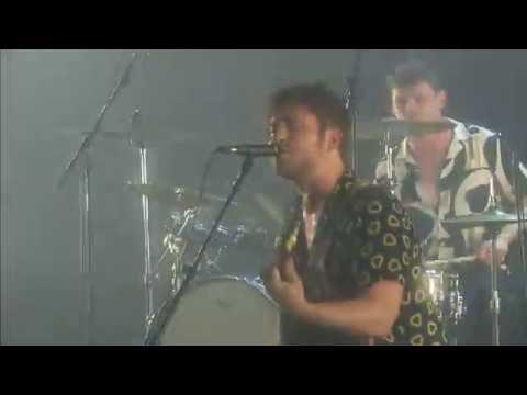 SONS Live at AB - Ancienne Belgique