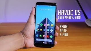 How to install havoc os on redmi note 7 pro