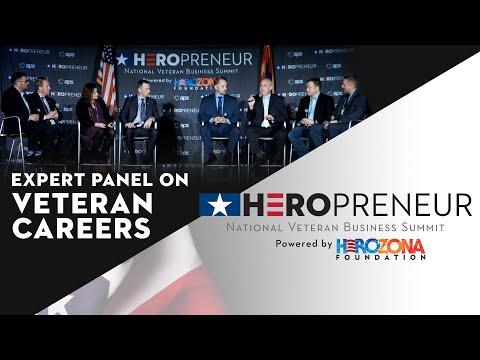 Expert Panel on Veteran Careers