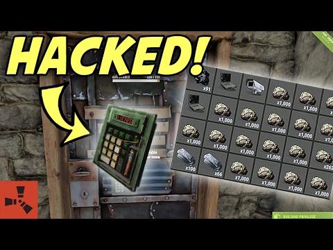 Hack Rust Exp 233 Rimental Wallhack Aimbot No Recoil