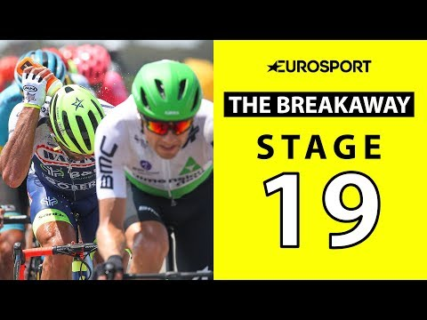 The Breakaway: Stage 19 Analysis | Tour De France 2019 | Cycling | Eurosport
