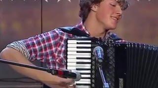 Niesamowity akordeonista w litewskim Mam Talent