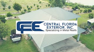 Metal Roofing Contractor Lake Alfred FL | Central Florida Exterior