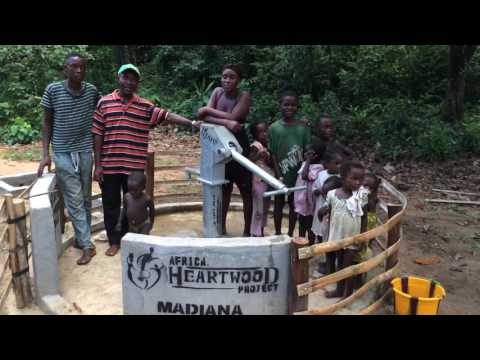 Madiana Village Water Project - A Change the World service by Rowland Hall Fourth Grade